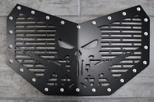 Custom ATV Parts Steel PUNISHER AR-15 Grille for CanAm Maverick X3 Grill 2016+