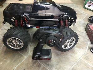 traxxas tmaxx electric conversion
