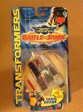 Transformers Beast Machines Tank Drone figure sealed MOC Evil Vehicon