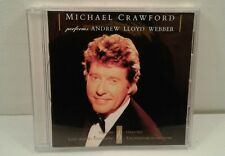 The Music of Andrew Lloyd Webber by Michael Crawford (Vocals) (CD, Nov-1991, ...