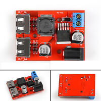 1Pcs 9V 12V 24V 36V To 5V Step Down Buck Power Supply Module For Solar Charger B