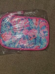 Lilly Pulitzer Small Bag Gillie Wristlet New