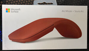 Microsoft Surface Arc Mouse - Poppy Red (CZV-00075) Sealed New