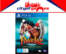 Pharlap Horse Racing Challenge PS4 Game Brand New & Sealed