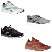 Reebok Womens Classic Nylon Running Shoes