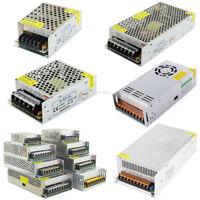 AC110V-220V TO DC 5V 12V 24V Switch Power Supply Driver Adapter LED Strip Light