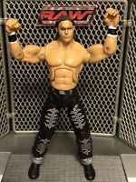 WWE John Morrison Wrestling figure Deluxe Classic Superstars toy WWF NXT TNA AAA
