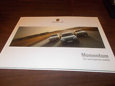 2007 Porsche Cayenne HARD-COVER 50-Page Sales Catalog
