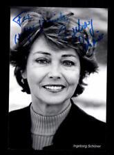 Ingeborg Schöner Foto Original Signiert ## BC 115828