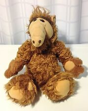 "Vintage 1986 18"" ALF Coleco Alien Life Form Plush Stuffed Animal Melmac"