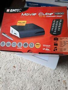 Multimedia Player Full HD 1080p EMTEC Movie Cube N200