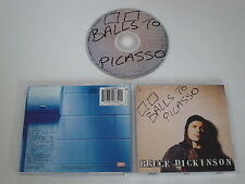 Bruce Dickinson/BALLS to Picasso (EMI 7243 8 29682 2 1+ cdemd 1057) CD Album
