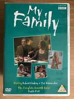 My Family Season 7 DVD British Comedy Series with Robert Lindsay