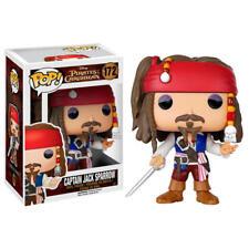 Figura Funko piratas del Caribe Jack Sparrow