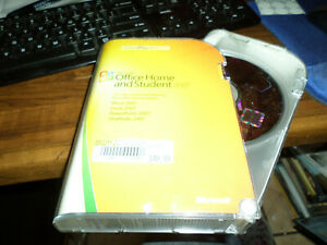 Microsoft Office Home and Student 2007, Retail Version with  Key Numbers