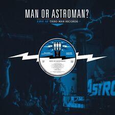 Man Or Astroman?* – Live At Jack White's Third Man Records vinyl LP new sealed