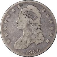 1835 Bust Half Dollar Nice G Nice Eye Appeal Nice Strike