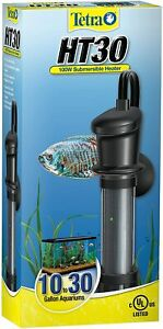 Tetra HT Submersible Aquarium Heater With Electronic Thermostat, 10-30 Gallons