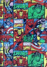 Mens Marvel Comics ~ Comic Book Pyjama Bottoms/PJ's/Lounge Pants/Loungewear ~ M