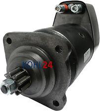 Motor de arranque 24 voltios 5,4 kW - 1057 - 1