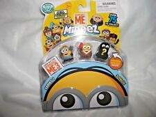 DESPICABLE ME 3 MINEEZ Series 1 With 1 Hidden Mineez Inside - 3 Pack (A)