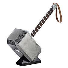 Marvel Legends Thor's Hammer Mjolnir Electronic Prop Replica Hasbro
