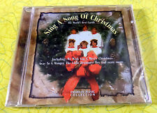 Sing a Song of Christmas: The World's Best Carols ~ Music CD  New Sealed Holiday