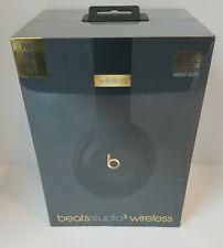 Beats Studio 3 WL Over-Ear Headphones Skyline Collection - Midnight Black