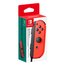 Nintendo Switch Joy-con Neon Red Right Controller for Parts or Repair
