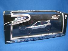 Greenlight Fast & Furious 1/43 Car Brian's 2009 Subaru Impreza WRX STI