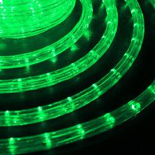 "LED Rope Light 1/2"" Thick Christmas Lighting Strips XMAS 10' 25' 50' 100' 150'FT"