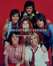 """Bay City Rollers 10"""" x 8"""" Photograph no 28"""