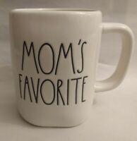 Rae Dunn MOM'S FAVORITE Coffee Mug