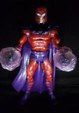 Custom Magneto marvel legends figure X-Men Jim lee mvc2 eric lensher
