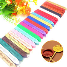 Sealing Seal Wax Stick Candle Wick For Envelope Wedding Stamp Letter Card DIY