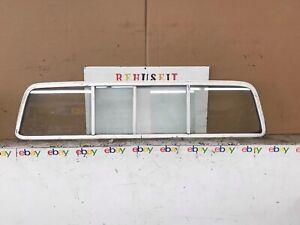 68 69 70 71 72 Ford Ranger P/U Truck Rear back Sliding Window OEM USED ORIGINAL
