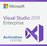 Microsoft VISUAL STUDIO 2019 Enterprise Key Activation License Code + Download