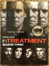 In Treatment: Season Three (DVD, 2011, 4-Disc Set) Brand New!!!