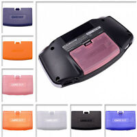 Colorful Battery Door Cover Replacement Kits for Nintendo Game Boy Advance GBA