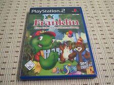 Franklin Eine Geburtstagsüberraschung für Playstation 2 PS2 PS 2 *OVP*