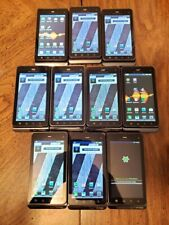 Lot Of 10 Motorola Droid 3
