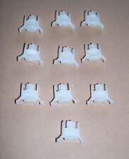 10 x Atari 520 1040 ST STE STFM STF keycap plastic stalk stem keyboard repair