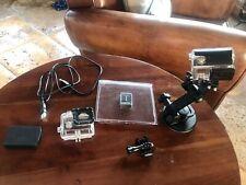 GoPro Hero 3 Silver Edition Model CHDHN-302 + Zubehörpaket