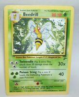 Pokemon Card Beedrill 21/130 Rare