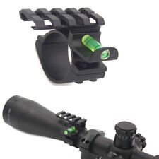 Scope Ring fits 30mm Diameter with 20mm Mount Picatinny Rail Rifle hunting