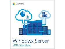 MICROSOFT WINDOWS SERVER 2016 STANDARD ESD KEY FATTURABILE