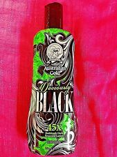 AUSTRALIAN GOLD DEVIOUSLY BLACK TANNING LOTION 8.5 OZ ~.100% AUTHENTIC ~