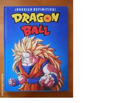 DRAGON BALL DOSSIER DEFINITIVO - TAPA DURA - 94 PAGINAS (IS)