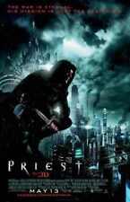 PRIEST Movie Poster - Horror Vampire Movie Print - Paul Bettany