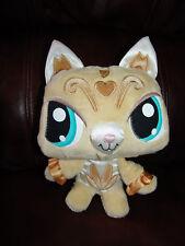 "Littlest Pet Shop Sassiest Kitty Plush Doll 9"""